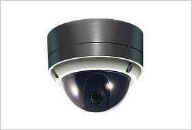 ALVD-G7355VP 屋外用重畳式ドームカメラ