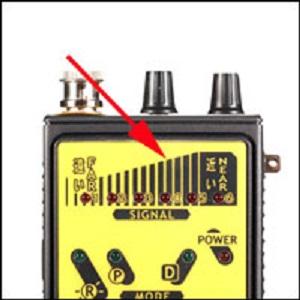 バグピンガー 防犯カメラ 監視カメラ 盗聴発見器 bugpinger サンメカトロニクス ラジオ電波受信モード 警告モードディテクト(電波探知) モード ピンガー(探針発見) 盗聴器発見器