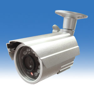 赤外線カメラ 防塵防水カメラ WTW-R13H 高画質 41万画素CCD搭載 屋外用カメラ
