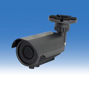 WTW-N52F2 望遠レンズ搭載 SONY 52万画素ナイトビジョンカメラ 【送料無料】 水平視野角度は24~81度まで調整が可能 ★オートアイリスレンズ搭載 望遠すれば50m先の乗用車も監視可能 霧軽減機能付