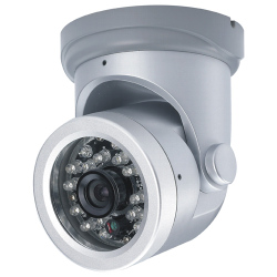 NSC500 送料無料 センサーが感知して威嚇 照明にも効果的なカメラ 防水防犯カメラ