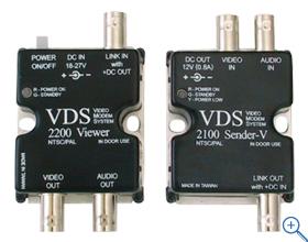 NSE701 防犯カメラ用 ワンケーブルシステム 同軸ケーブル1本で映像・音声・電源を伝送