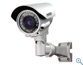 NSC-HD6040 送料無料 屋外防犯カメラ 赤外線カメラ