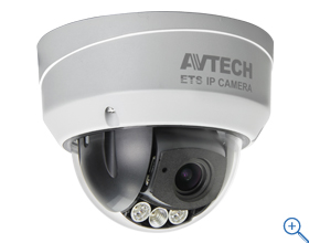 赤外線ドーム型カメラNVP542B 送料無料 防犯カメラ専門店SKS 防犯カメラ周辺機器屋外ドーム型カメラ