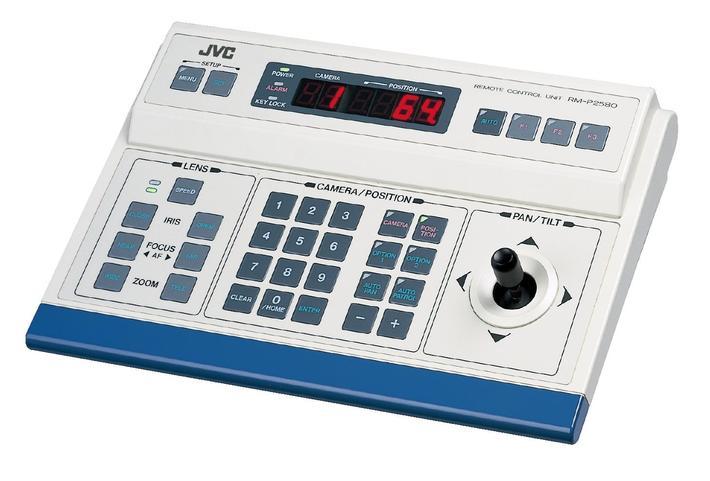 RM-P2580 8台用リモートコントロールユニット