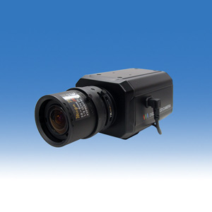 WTW-HB500 HD-SDI ボックス型カメラ 200万画素 アナログ可 4倍デジタルズーム OSDメニュー Cマウントレンズ オートアイリスレンズ ICR機能 暗闇での感度もUP【激安防犯カメラ】防犯カメラ 監視カメラ