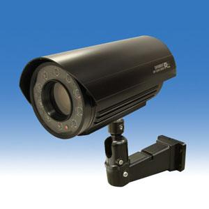 防犯カメラ 監視カメラ WTW-R10HZ 赤外線カメラ DVR遠隔監視 SuperHad2 オートアイリス 光学18倍ズーム 41万画素 550TV本CCD パワフル赤外線LED10個搭載-夜間監視距離50m