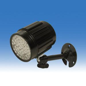WTW-F5094 赤外線LEDが赤く光っているのが分かりにくい 暗くなると赤外線LEDが自動で点灯 赤外線照射器 赤外線投光器 15m