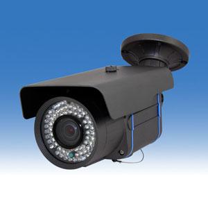 【WTW-3R83】屋外設置可能 3G-SDIの赤外線カメラ【赤外線掃射距離は約50m】水平視野角度約25~90度【業務用監視カメラ】大型赤外線カメラ【220万画素】