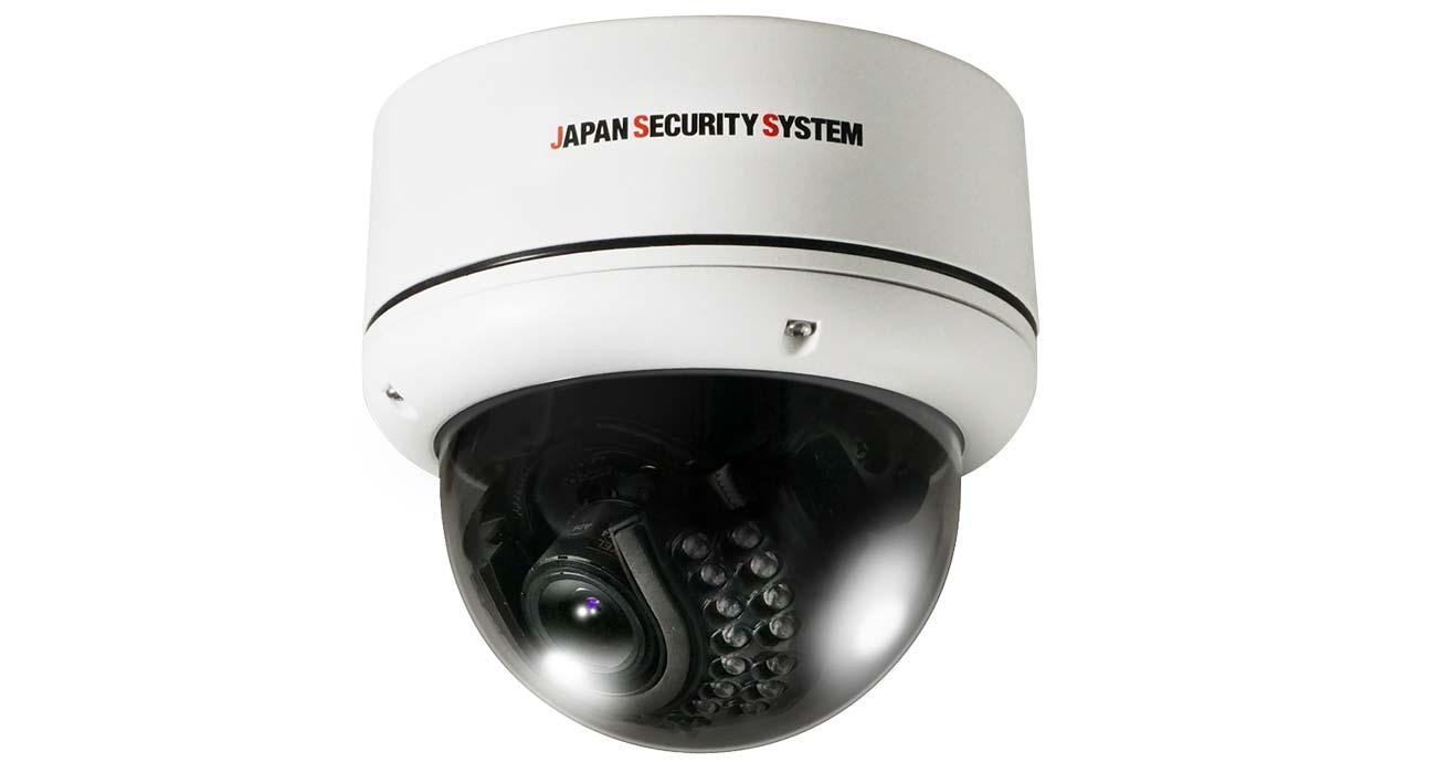 JS-CH2021 EX-SDI対応2.2メガピクセル屋外IRドームカメラ EX-SDI対応カメラ 日本製 防犯カメラ
