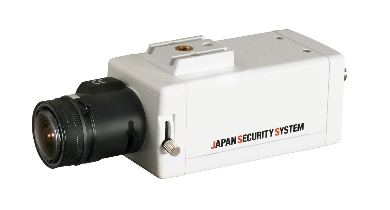JS-CH2012 EX-SDI対応2.2メガピクセル屋内ボックスカメラ HD-SDI対応カメラ 日本製 防犯カメラ 監視カメラ