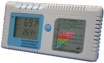 ZG106 CO2Plus温度モニター 安心のメーカー保証 マザーツール専門店