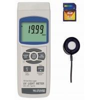 YK-37UVSD デジタル紫外線強度計 安心のメーカー保証 マザーツール専門店