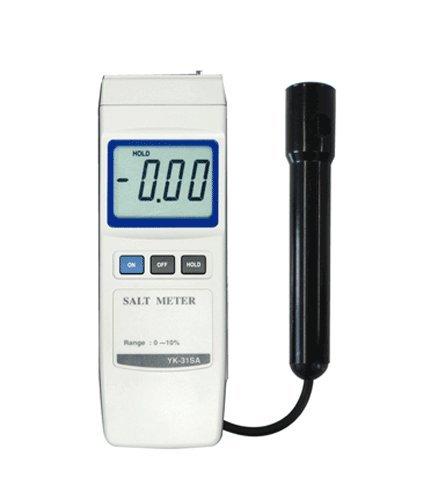 YK-31SA デジタル塩分濃度計 安心のメーカー保証 マザーツール専門店