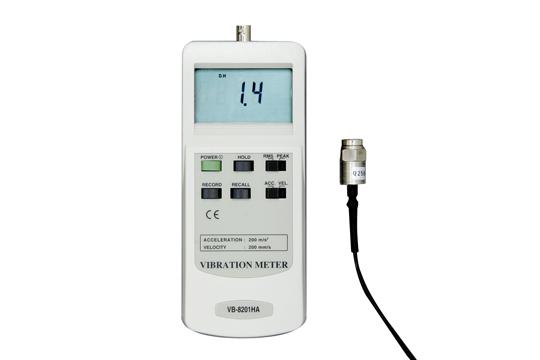 VB-8201HA デジタル振動計 安心のメーカー保証 マザーツール専門店