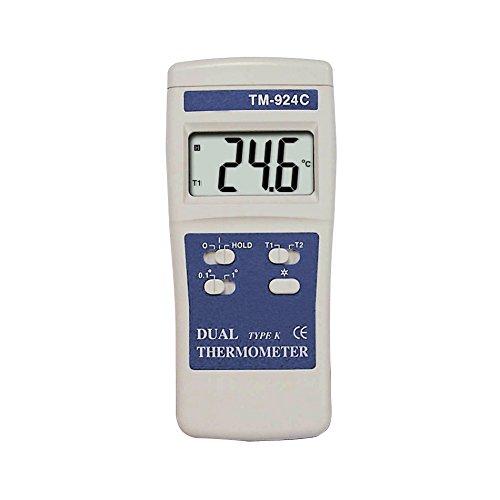 TM-924C デジタル温度計 安心のメーカー保証 マザーツール専門店