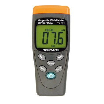 TM-191 デジタル電磁界強度テスタ 安心のメーカー保証 マザーツール専門店