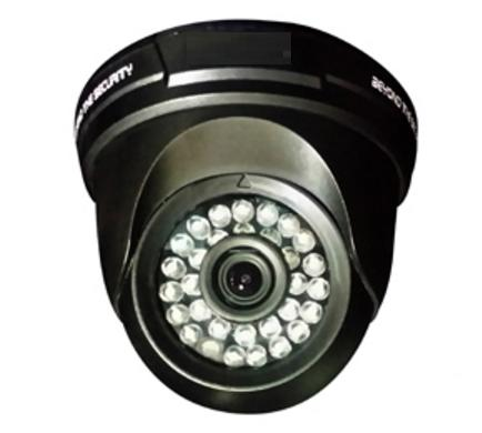 SKS-720DR 赤外線LEDで夜でも安心 AHDドームカメラ 140万万画素 最新 AHD防犯カメラ