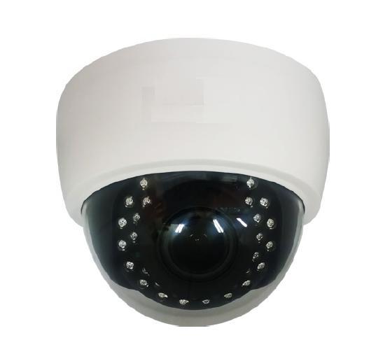 SKS-S400DV 旧SKS-1081V 240万画素ドーム型バリフォーカル暗視カメラ メガピクセル・バリフォーカルレンズ 2.8~12mm 可変調整レンズ搭載 2.4メガピクセル ソニー製 CMOSセンサー モーション検出機能搭載 最新 AHD防犯カメラ