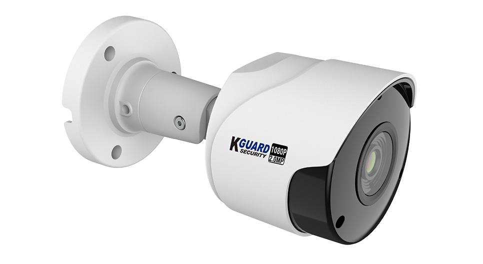 防水防塵カメラ赤外線付き EL422CAM EL422-CKT005 KGUARD 最新モデル カメラ単体販売 ケーガード セキュリィ WA813FPK HD881 MH-4140