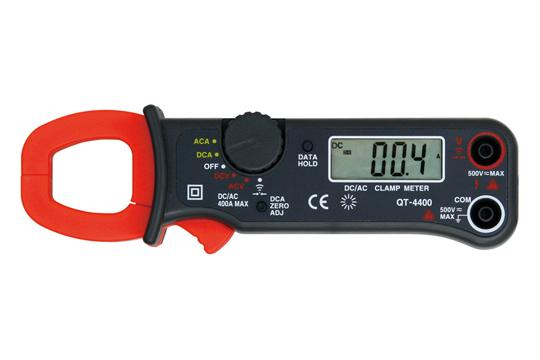 QT-4400 交流/直流デジタルクランプメータ 安心のメーカー保証 マザーツール専門店