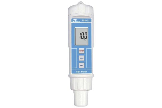 PSA-311 ペン型デジタル塩分濃度計 安心のメーカー保証 マザーツール専門店