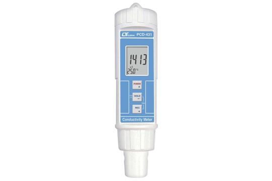 PCD-431 ペン型デジタル導電率計 安心のメーカー保証 マザーツール専門店