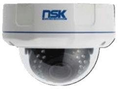 HD-SDI メガピクセルカメラ フルハイビジョン 2.2メガピクセル ワンケーブルドーム型暗視カメラ NS-HD598VP 有効画素数212万画素 解像度1920×1080 赤外線照射機能内蔵