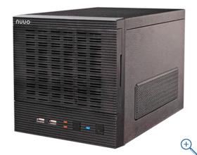 4ch NASベース型プロフェッショナルNVR 送料無料 送料込 ネットワークカメラ4台接続可能 NSVT904