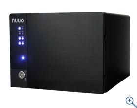 nuuo NSV616 日本語メニュー メガピクセルのIPカメラに対応 16ch NASベース型 NVR 最大64チャンネルの遠隔ライブ映像表示 多くのメーカーのIPカメラと互換性有り 希望小売価格 885,000円
