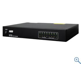 NSE908AVP AHDワンケーブル用電源ユニット 8ch 同軸ケーブル5C-2Vを使用することで 最大300メートルまで延長可能