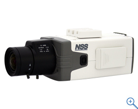 NSC1000AWDVP ワンケーブル48万画素ボックス型カメラ レンズ別売り