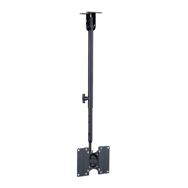 NSE500AC ブラケット 天井吊り下げ型ブラケット 長さを12段階に調整することが可能 VESA規格75/100に対応