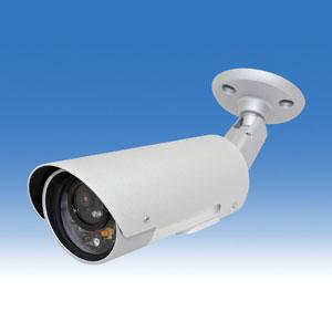 遠隔監視対応 IPネットワークカメラ WTW-PR81 屋外でも利用可能 ★Wifi対応で無線LANでラクラク監視 マイクロSDカードに録画 最大36台同時監視可