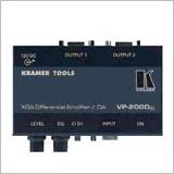 VP-200Dxl 防犯カメラ分配増幅器 エルモ製
