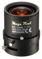 M13VM246 TAMRON (タムロン) CCTV交換レンズ メガピクセル対応バリフォーカルレンズ M13VM246 焦点距離2.4~6mm 絞り範囲 1.2~Close 防犯カメラの設置工事、設置工事見積もりも承っております!