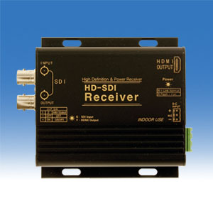 WTW-HDR0801S HD-SDI出力からHDMI出力への変換機