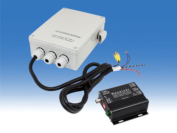旋回器用 ワンケーブル ユニット SC-VCPD2401A AC24V(DC12V)+DATA+VIDEO 旋回器用1ch SC-VCPD2404AAC24V(DC12V)+DATA+VIDEO 旋回器用4ch 下記項目選択より機種をお選びください。