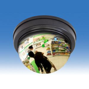 マジックミラードーム型カメラ カメラの向きが分かりません 広い店舗にお勧め 犯罪抑止に大活躍 外からはカメラは見えません 社員監視 うち引き防止 52万画素 SONY CCD センサー