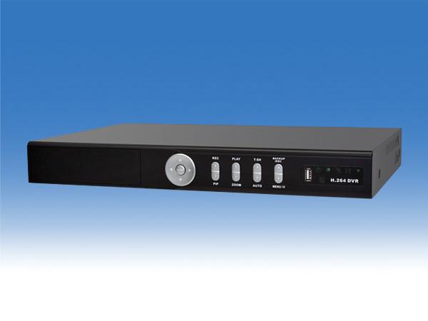 WTW-DHY64-2TB 220万画素HD-SDIシリーズ 4ch対応 デジタルビデオレコーダー(DVR) HD-SDI / アナログ対応モデル 高画質フルハイビジョン解像度を記録
