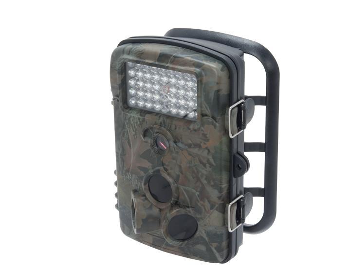 WTW-TRC2432 静止画500万画素/動画220万画素 赤外線LED搭載トレイルカメラ 120度の動体検知センサーを搭載