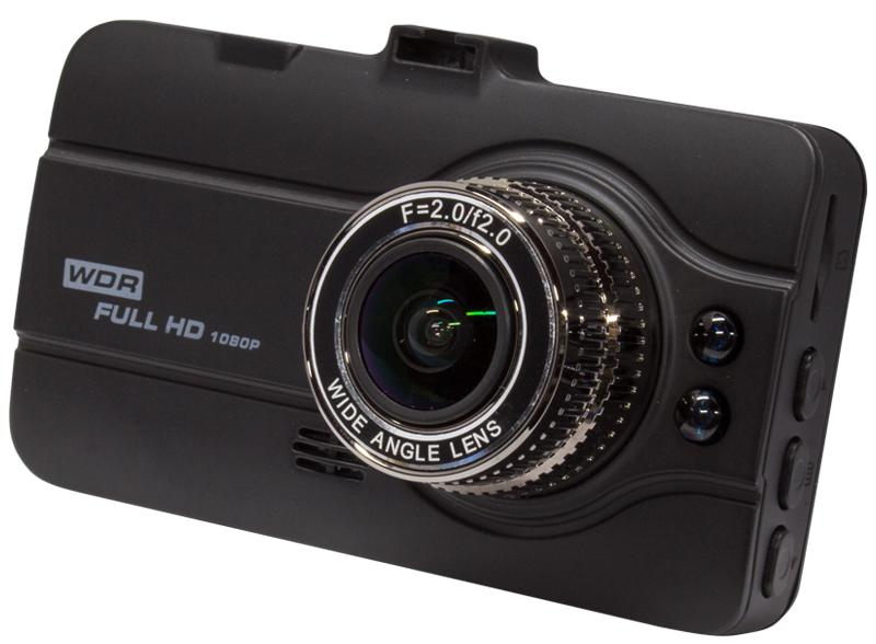 WTW-DR54 220万画素 マイクロSD録画 ドライブレコーダー 3インチワイド液晶モニター搭載 最大220万画素(1080p)で録画可能 衝撃感知で自動録画記録 マイク内蔵で音声も一緒に録画可能