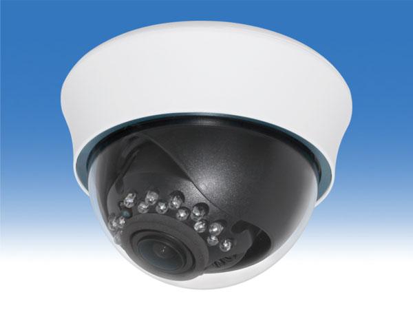 WTW-ADR22HJ ドーム型AHDカメラ 赤外線LED22個搭載で夜間監視対応 220万画素の高画質AHDカメラ メーカー保証付 アナログシステムを利用した高画質AHDカメラ AHDカメラ ドーム型カメラ 防犯カメラ