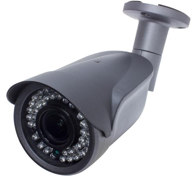 SKS-AHD1671 AHD規格 夜間監視対応 赤外線カメラ 赤外線最大照射距離20m 水平視野角度約72度