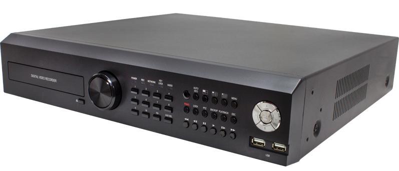WTW-DEAP519F デジタルビデオレコーダー(DVR)