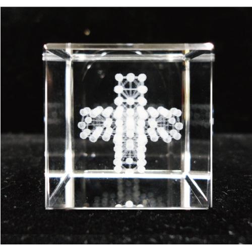 3Dカバラ・キューブ 3Dカバラキューブ  丸山修寛先生開発 生命の樹と呼ばれるカバラ神秘学の象徴図形をもとにして作られています 送料無料 代引き手数料無料 ф