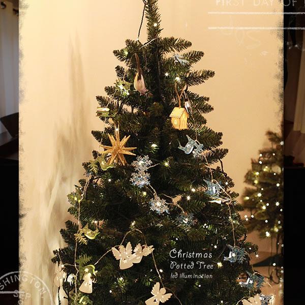 Seed Style Rakutenichibaten: Christmas Tree Ornament 6