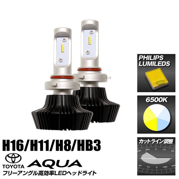 H1H3H4H7H8H11 D2S D4S Car LED Headlight bulbs Auto Light Lamp Philip s ZES Chip