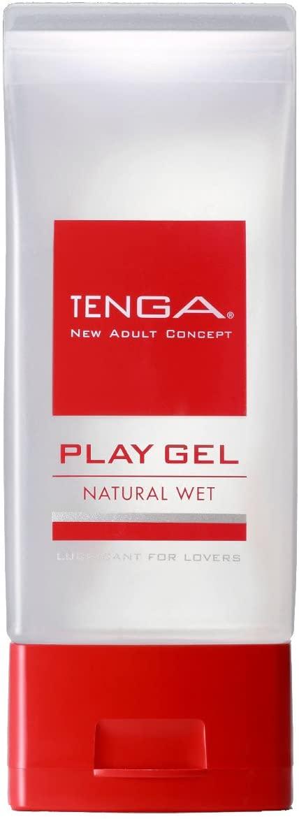 水々しい リアルな潤い高機能ローション TENGA PLAY GEL NATURAL 高機能ローション WET 贈物 プレイジェル 自然な潤い 捧呈 テンガ ナチュラルウェット