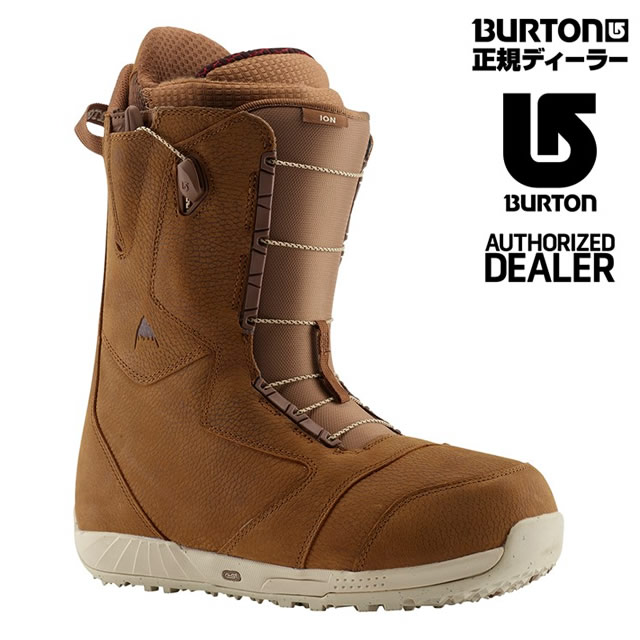 2019 BURTON ION LEATHER ASIAN FIT ROUGHNECK バートン ブーツ